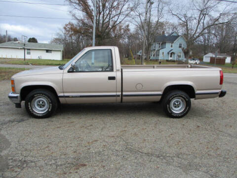 1992 Chevrolet C/K 1500 Series for sale at Taylors Auto Sales in Canton OH