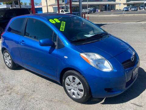 2008 Toyota Yaris for sale at North County Auto in Oceanside CA