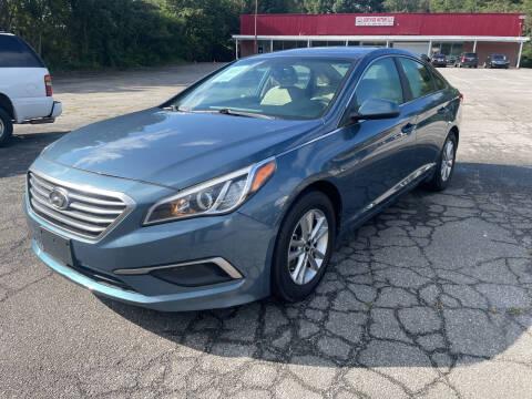 2016 Hyundai Sonata for sale at Certified Motors LLC in Mableton GA
