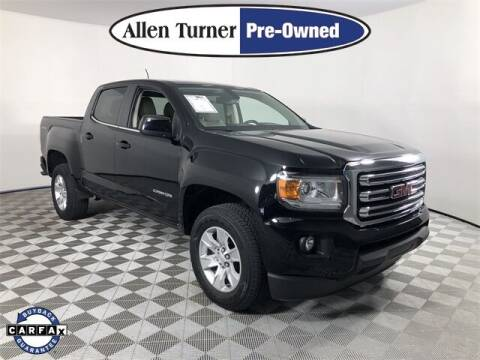 2018 GMC Canyon for sale at Allen Turner Hyundai in Pensacola FL