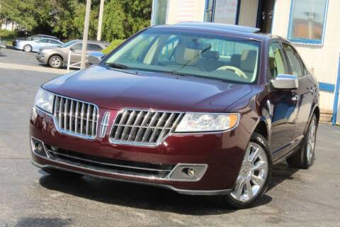 2012 Lincoln MKZ for sale at Dynamics Auto Sale in Highland IN