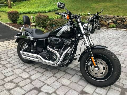 2016 Harley-Davidson Fat Bob FXDF-103 for sale at Kent Road Motorsports in Cornwall Bridge CT