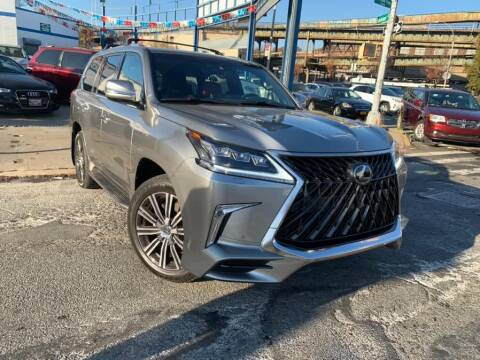2020 Lexus LX 570 for sale at Excellence Auto Trade 1 Corp in Brooklyn NY
