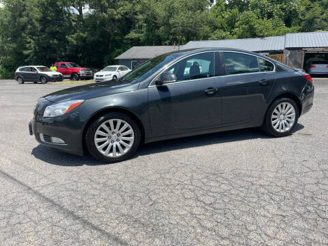 2012 Buick Regal for sale at Adairsville Auto Mart in Plainville GA