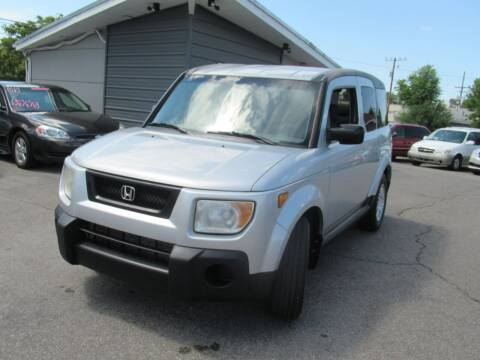 2006 Honda Element for sale at Crown Auto in South Salt Lake UT
