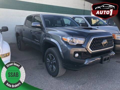 2018 Toyota Tacoma for sale at Street Smart Auto Brokers in Colorado Springs CO