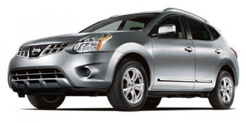 2012 Nissan Rogue for sale at DAVID McDAVID HONDA OF IRVING in Irving TX