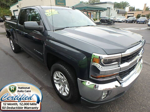 2017 Chevrolet Silverado 1500 for sale at Jon's Auto in Marquette MI
