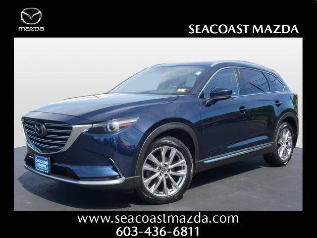 2017 Mazda CX-9 for sale at The Yes Guys in Portsmouth NH