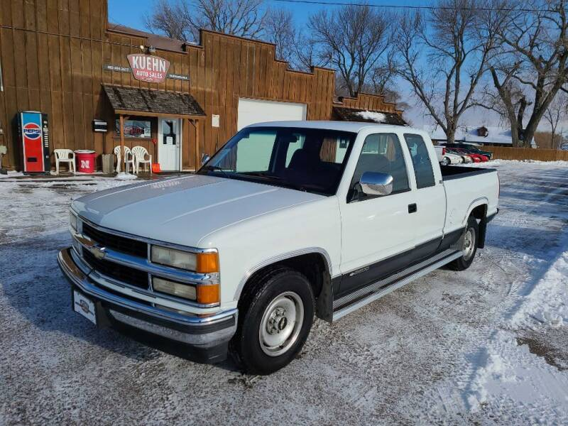 1994 Chevrolet C/K 2500 Series for sale in South Sioux City, NE