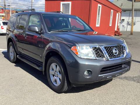 2010 Nissan Pathfinder for sale at Active Auto Sales in Hatboro PA