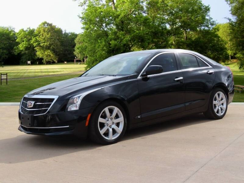 2016 Cadillac ATS for sale at Ron Carter  Clear Lake Used Cars in Houston TX