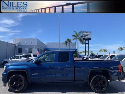2017 GMC Sierra 1500 for sale at Niles Sales and Service in Key West FL