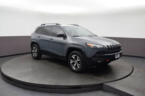 2014 Jeep Cherokee for sale at M & I Imports in Highland Park IL