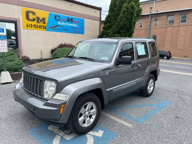 2012 Jeep Liberty for sale at Car Mart Auto Center II, LLC in Allentown PA