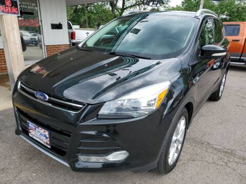 2014 Ford Escape for sale at New Wheels in Glendale Heights IL