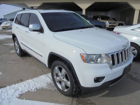 2013 Jeep Grand Cherokee for sale at KICK KARS in Scottsbluff NE