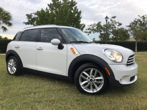 2012 MINI Cooper Countryman for sale at Kaler Auto Sales in Wilton Manors FL