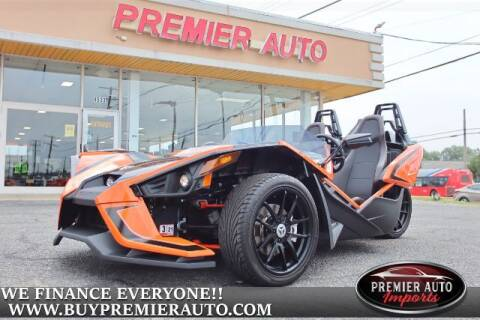 2017 Polaris Slingshot for sale at PREMIER AUTO IMPORTS - Temple Hills Location in Temple Hills MD