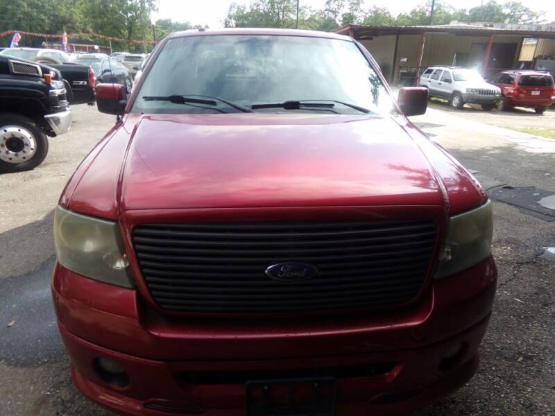 2007 Ford F-150 for sale at Alabama Auto Sales in Semmes AL