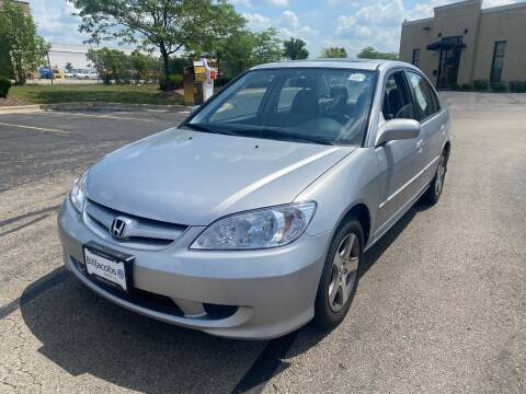 2004 Honda Civic for sale at Quality Auto Sales And Service Inc in Westchester IL