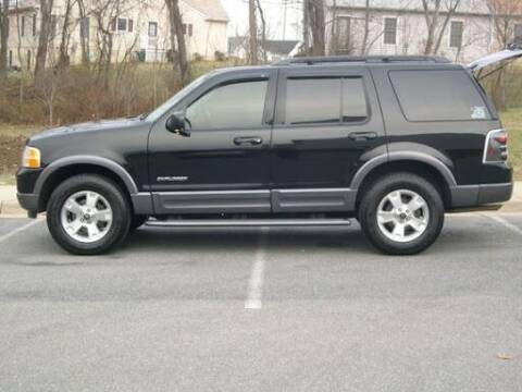 2004 Ford Explorer for sale at TROPICAL MOTOR SALES in Cocoa FL