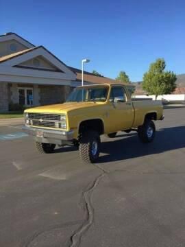 1984 Chevrolet C/K 1500 Series for sale at Classic Car Deals in Cadillac MI