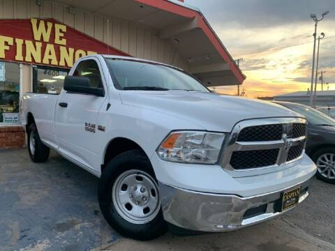 2016 RAM Ram Pickup 1500 for sale at Caspian Auto Sales in Oklahoma City OK