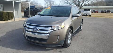 2013 Ford Edge for sale at Jacks Auto Sales in Mountain Home AR