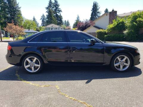 2011 Audi A4 for sale at Seattle Motorsports in Shoreline WA
