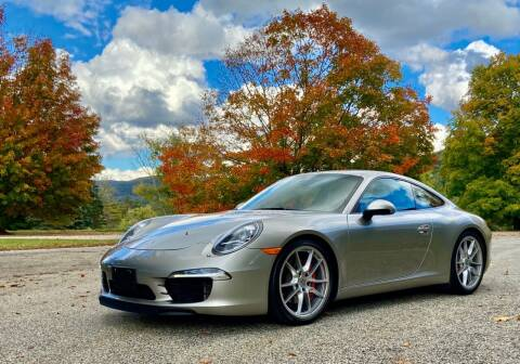 2012 Porsche 911 for sale at EuroMotors LLC in Lee MA