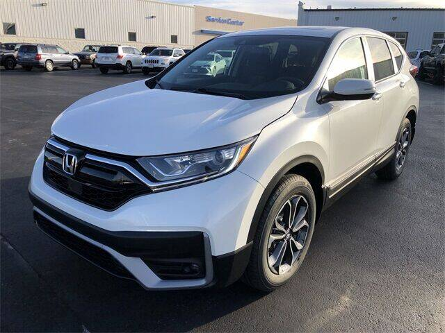 2021 Honda CR-V for sale at White's Honda Toyota of Lima in Lima OH
