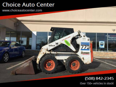 1998 Bobcat 773 for sale at Choice Auto Center in Shrewsbury MA