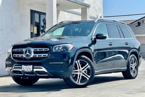 2021 Mercedes-Benz GLS for sale at Fastrack Auto Inc in Rosemead CA