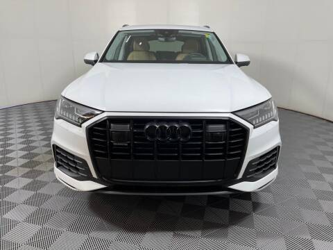 2021 Audi Q7 for sale at CU Carfinders in Norcross GA