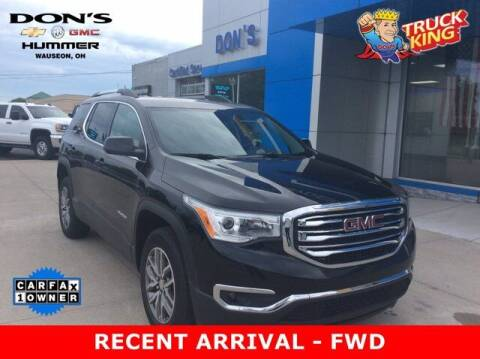2019 GMC Acadia for sale at DON'S CHEVY, BUICK-GMC & CADILLAC in Wauseon OH