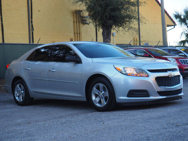 2015 Chevrolet Malibu for sale at Winter Park Auto Mall in Orlando FL