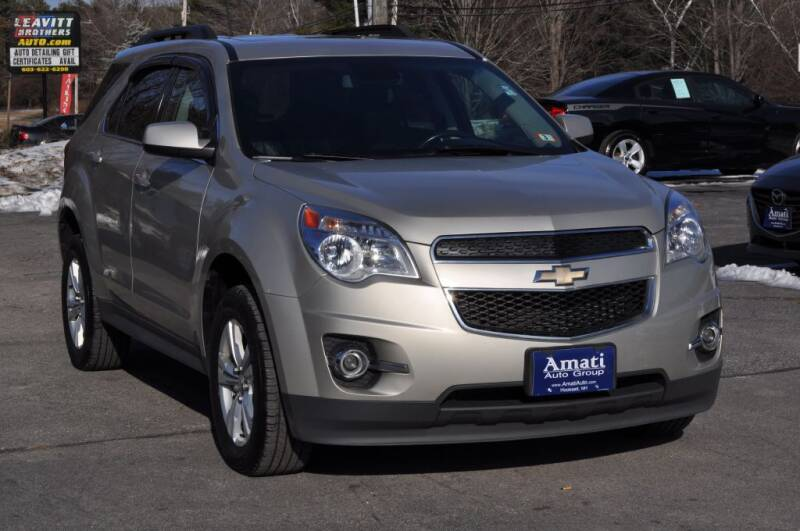 2013 Chevrolet Equinox for sale at Amati Auto Group in Hooksett NH