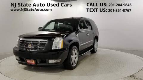 2013 Cadillac Escalade for sale at NJ State Auto Auction in Jersey City NJ