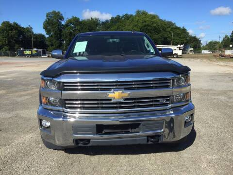2015 Chevrolet Silverado 2500HD for sale at Beckham's Used Cars in Milledgeville GA
