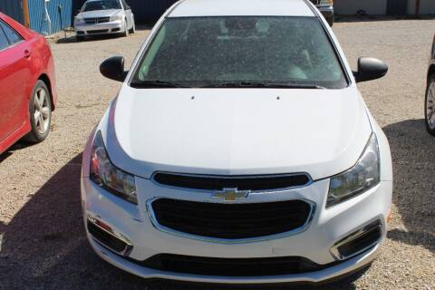 2016 Chevrolet Cruze Limited for sale at Bailey & Sons Motor Co in Lyndon KS