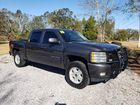 2010 Chevrolet Silverado 1500 for sale at Darwin Harris Automotive in Fairhope AL