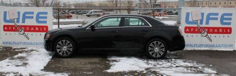 2013 Chrysler 300 for sale at LIFE AFFORDABLE AUTO SALES in Columbus OH
