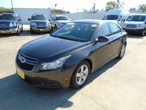 2014 Chevrolet Cruze for sale at BAS MOTORS in Houston TX
