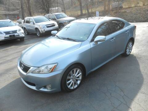2009 Lexus IS 250 for sale at AUTOS-R-US in Penn Hills PA