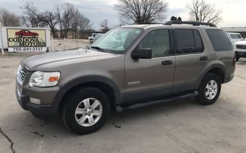 2006 Ford Explorer for sale at Cordova Motors in Lawrence KS