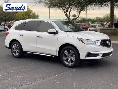 2020 Acura MDX for sale at Sands Chevrolet in Surprise AZ