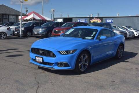 2017 Ford Mustang for sale at Choice Motors in Merced CA