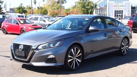 2020 Nissan Altima for sale at Okaidi Auto Sales in Sacramento CA