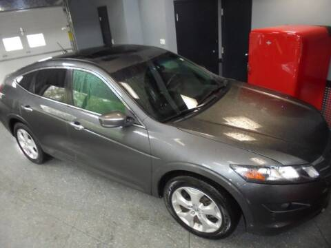 2011 Honda Accord Crosstour for sale at Settle Auto Sales STATE RD. in Fort Wayne IN